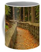 Down The Path Coffee Mug
