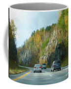 Down The Road On Route 89 Coffee Mug