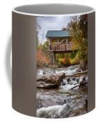 Down The Road To Greenbanks's Hollow Covered Bridge Coffee Mug
