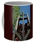Down The Shaft Virginia City Nv Coffee Mug