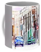 Down The Street Coffee Mug