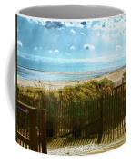 Down To The Beach Coffee Mug