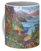 Down To The Lake Coffee Mug