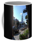 Down Town Charleston Coffee Mug