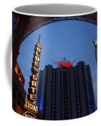 Down Town Las Vegas Coffee Mug