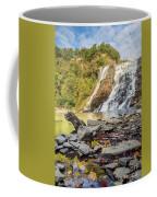 Downstream From Ithaca Falls Coffee Mug
