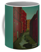 Downtown Alley-portland Maine Coffee Mug