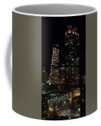 Downtown Atlanta Lights Coffee Mug