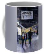 Downtown Babes Coffee Mug