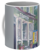 Downtown Books Four Coffee Mug
