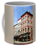 Downtown Ithaca Architecture  Coffee Mug