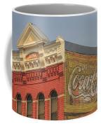 Downtown Livingston Montana Coffee Mug