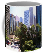 Downtown Los Angeles. 6th Street Coffee Mug