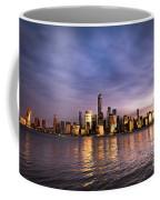 Downtown Nyc Coffee Mug