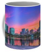 Downtown Orlando Florida  Coffee Mug