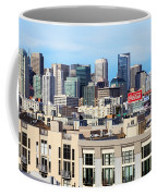 Downtown San Francisco Coffee Mug