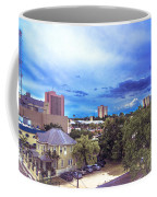 Downtown Skies Coffee Mug