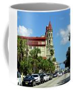 Downtown St Augustine Coffee Mug