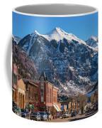 Downtown Telluride Coffee Mug