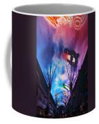Downtown Vegas Night Coffee Mug