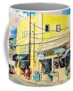 Downtown Wrightsville Beach Coffee Mug