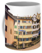 Downtown Zurich Switzerland Coffee Mug