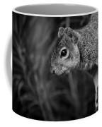 Downward Facing Squirrel Coffee Mug