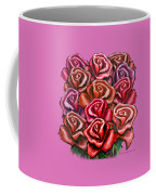 Dozen Roses Coffee Mug