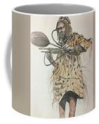 Dozo Warrior Coffee Mug