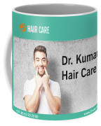 Dr. Kumar's Hair Care Clinic, Hair Transplant Services, Hair Transplant Doctors Coffee Mug