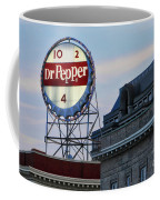 Dr Pepper Sign Coffee Mug