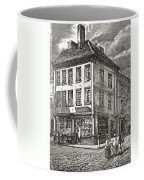 Dr. Samuel Johnson S Birthplace In Coffee Mug