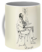 Dr. William Dunlop, 1792 Coffee Mug