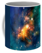Draconian Nebula Coffee Mug by Corey Ford