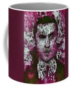 Dracula Coffee Mug by Al Matra