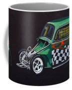 Drag Racing Vw Coffee Mug