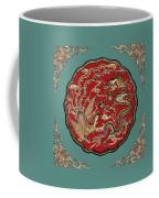 Dragon And Phoenix Coffee Mug