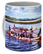 Dragon Boats Coffee Mug