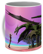 Dragon Coffee Mug by Corey Ford