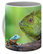 Dragon Forest And Frog Coffee Mug