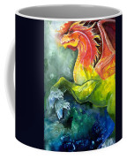 Dragon Horse Coffee Mug