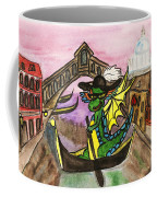 Dragon New Year Comes To Venice Coffee Mug