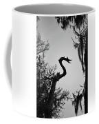 Dragon Shaped Tree Coffee Mug