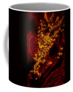 Dragon Skull Coffee Mug