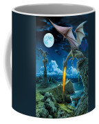 Dragon Spit Coffee Mug by The Dragon Chronicles - Robin Ko