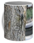 Dragonfly At Ground Zero Coffee Mug
