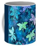 Dragonfly Blues Coffee Mug