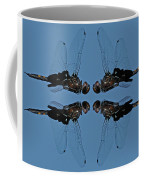 Dragonfly Composite Color Coffee Mug