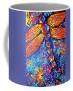 Dragonfly F Coffee Mug