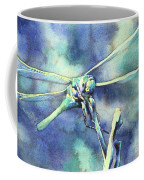 Dragonfly II Coffee Mug